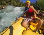San Martín de los Andes propone la visita al río Chimehuin