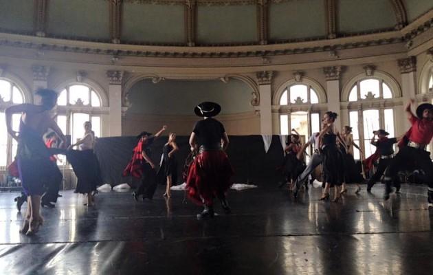 El Ballet Folklórico Nacional celebra sus 25 años de trayectoria en Cosquín