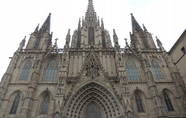 La Catedral de Barcelona, un monumento sagrado de la arquitectura gótica catalana