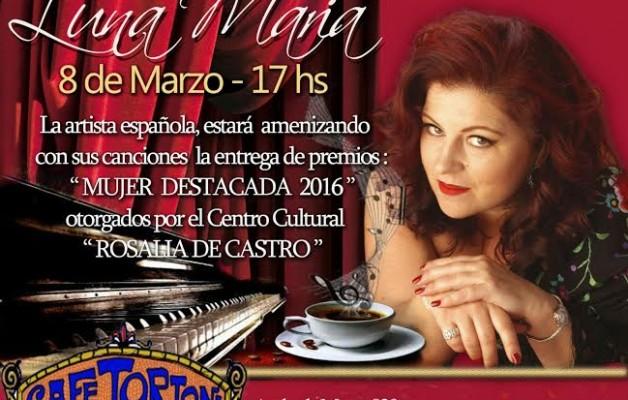 El Día Internacional de la Mujer se celebrará en el Café Tortoni