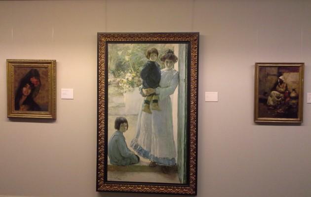 El Museo de Monserrat  expone obras de la pintura y escultura antigua y moderna
