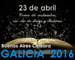 Buenos Aires Celebra Galicia homenajeará a la comunidad gallega