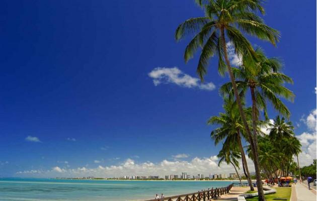 Maceió ofrece a los turistas argentinos, actividades deportivas y culturales