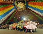 Las fiestas de San Antonio, Pedro y Juan convocan a más de 2 millones de personas en Brasil