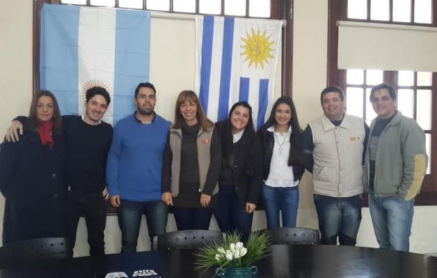 María Rosa Sander fue entrevistada por alumnas de la Licenciatura en Turismo de la UNER