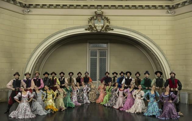 """El Ballet Folclórico Nacional presenta """"Vacaciones con Danza"""""""