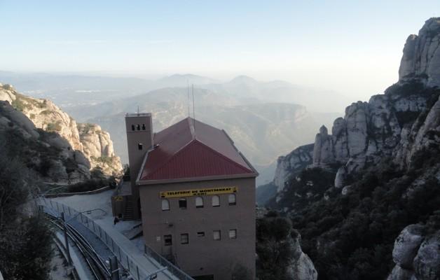 El macizo de Montserrat, la montaña más importante de Catalunya