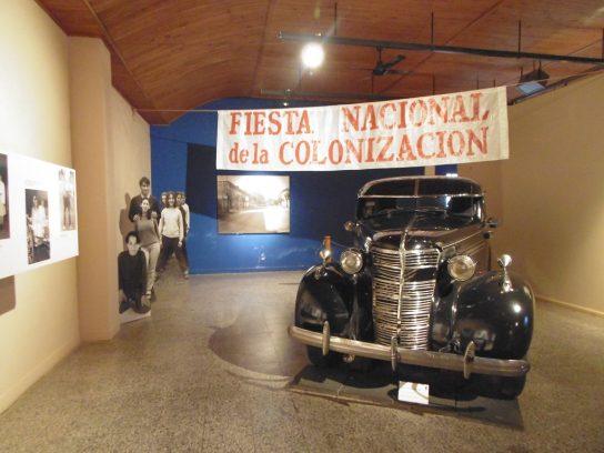 Museo Histórico Regional de la Colonia San José. Fiesta Nacional de la Colonización