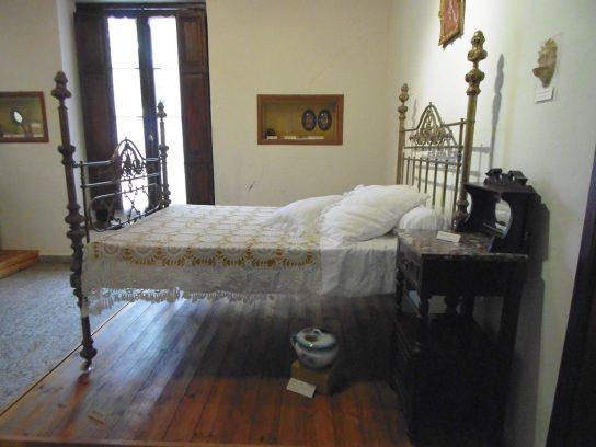 Museo Histórico Regional de la Colonia San José. Habitación