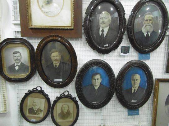 Museo Histórico Regional de la Colonia San José. Nuestros Abuelos