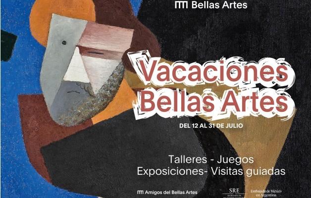 El Museo de Bellas Artes propone talleres, juegos y visitas guiadas