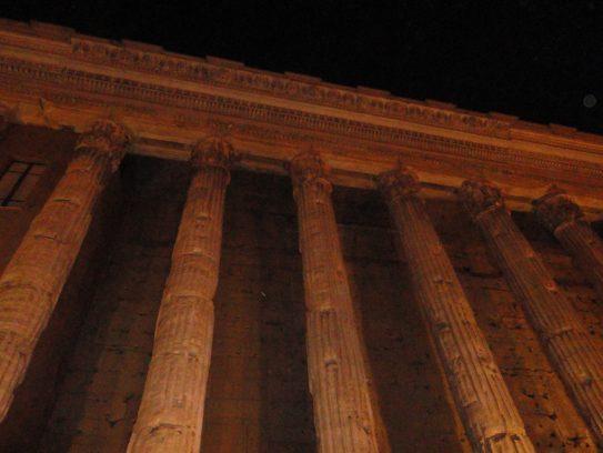 Roma, la ciudad arqueológica. Caminos Culturales