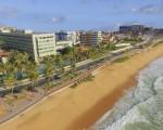Maceió, la ciudad combina playa, arte y cultura