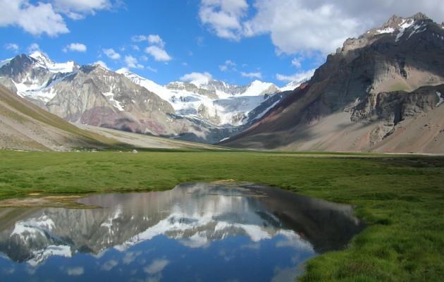En Mendoza, la montaña nos encuentra, la montaña nos une