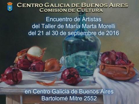 Todo brotará como en primavera, se inaugurará en el Centro de Galicia