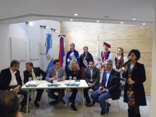 La Fiesta Nacional del Inmigrante se realiza en Oberá, Misiones