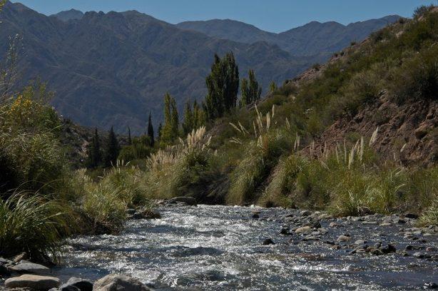 Paisaje - Potrerillos - Crédito: Casa de Mendoza.