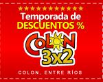"""La Dirección de Turismo de Colón inicia la nueva edición de """"Colón 3X2"""""""