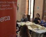 Guión de Tv en la Sala Federal del Centro Cultural Kirchner