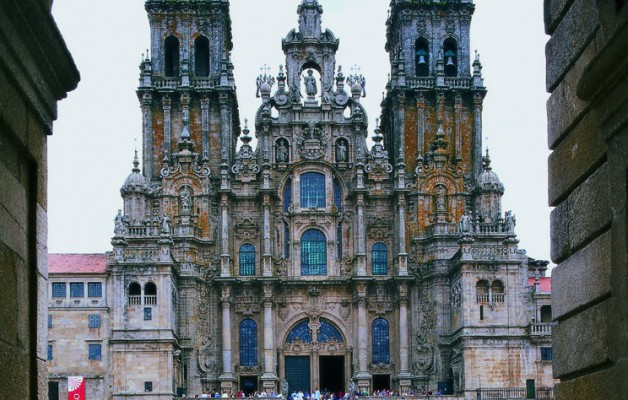 La Catedral de Santiago de Compostela, uno de los grandes monumentos europeos, a nivel artístico y simbólico