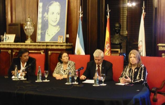 Las actividades de la  Sociedad Parroquial de Vedra fueron declaradas de interés cultural por la Legislatura Porteña