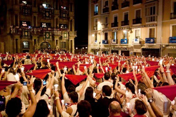 Fiesta de San Fermín, Pamplona, España