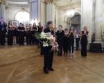 Luisa Pericet, maestra de danza española,  fue declarada Personalidad Destacada de la Cultura