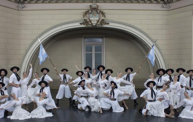 El Ballet Folclórico Nacional, realiza una gira por Córdoba y Corrientes