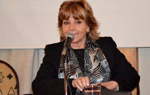 La Mg. Lina Mundet, rectora del Instituto Mallea, disertó en las XXIV Jornadas Argentinas de Taquigrafía Parlamentaria