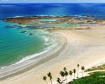 Las piscinas naturales de Porto de Galinhas, atraen a los turistas