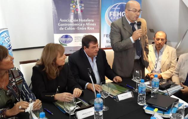 En Colón se realizó la Primer Reunión del NEA del Litoral de F.E.H.G.R.A.