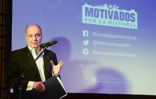 Motivados por la Historia, el nuevo docu- reality de la Televisión Pública Argentina