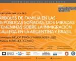 """La Cátedra Galicia-América, presenta: """"Mujeres gallegas. De Rosalía de Castro a nosotras"""""""