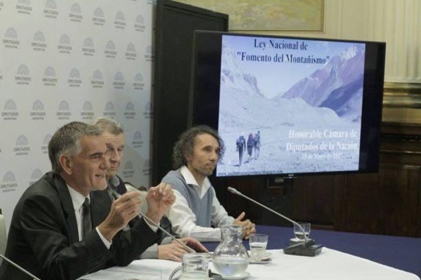 Proyecto Nacional de Fomento del Montañismo