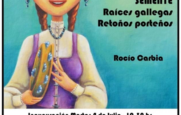 Semente, raíces gallegas, se expondrá en el Centro Galicia de Bs. As.