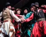 El Ballet Folklórico Nacional participará de la Gala Solidaria junto a Marianela Núñez