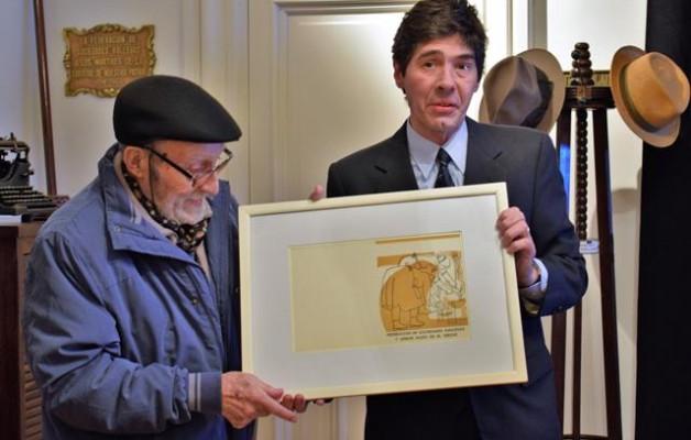 """El Museo de la Emigración Gallega en la Argentina, inauguró  su nueva """"Sala de Sociedades gallegas"""""""