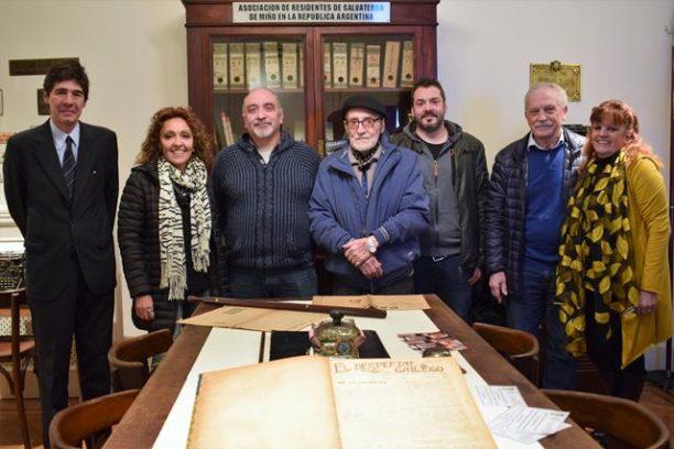 Museo de la Emigración Gallega en la Argentina