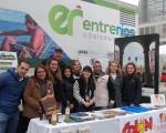 """La Feria """"Conocé Entre Ríos"""", fue presentada la Secretaría de Turismo en Colón"""