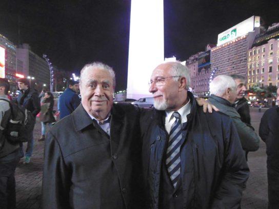 Don Benito López Carballedo y Don José Luis Mira Lema
