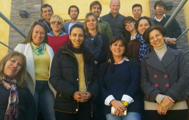 Claudia Pagnotta, coordinadora de la Costa del Uruguay, se reunió con secretarios de turismo