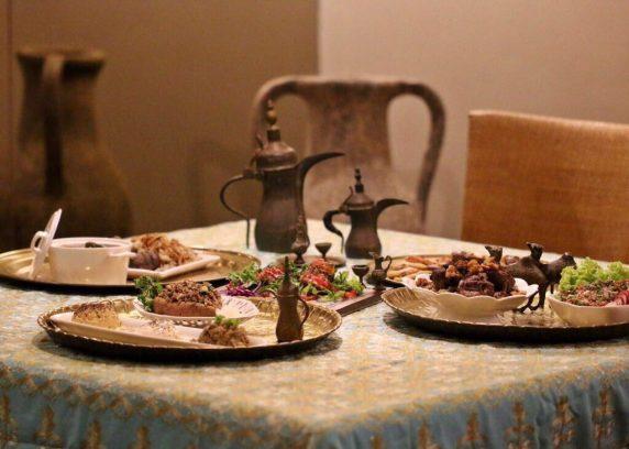 Restó Damasco Cozinha Árabe