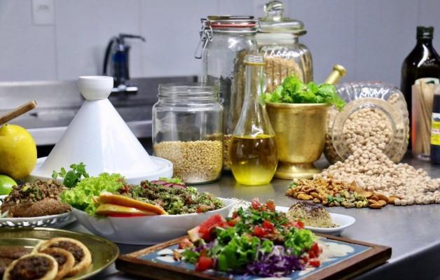 El Ritz Lagoa Da Anta presenta su nuevo Restó Damasco Cozinha Árabe