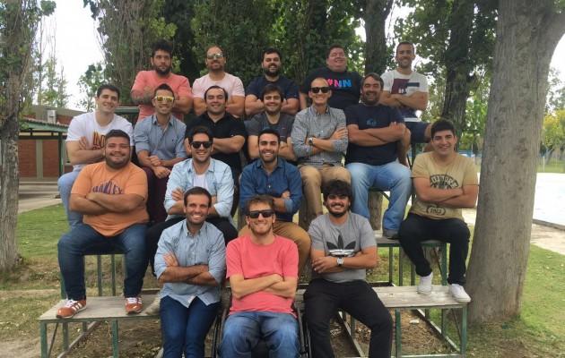 Julián Suraci, el joven sanjuanino, compartirá su historia, en el Club Español de Bs. As.