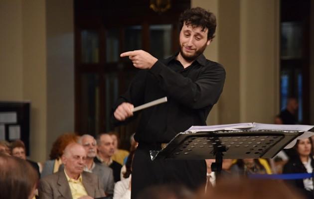 Entrevista a Rodrigo González Jacob, director de la Banda Sinfónica Nacional de Ciegos del Ministerio de Cultura de la Nación