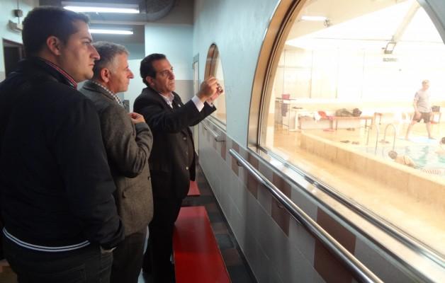 El Alcalde de Silleda, Manuel Cuíña Fernández, visitó el Centro Galicia de Bs. As.