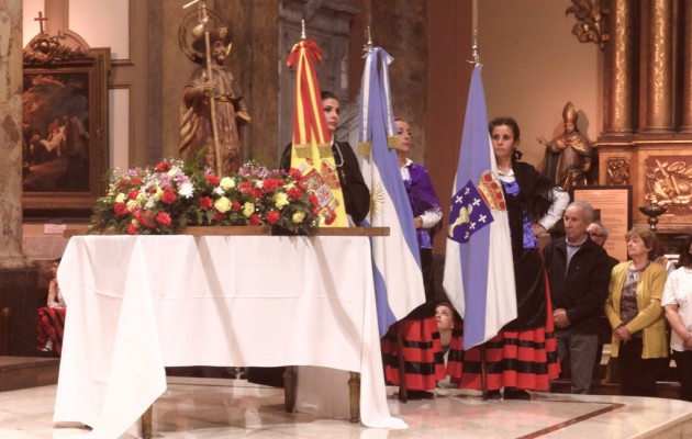 Buenos Aires celebra Galicia honró al apóstol Santiago