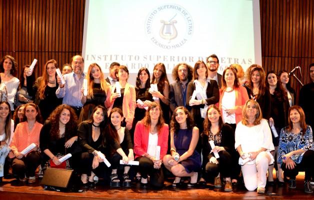 El Instituto Mallea realizó la ceremonia de Entrega de Diplomas 2017