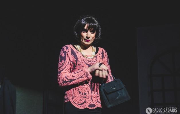 Nazareno Molina, actor destacado en las Mujeres Irreversibles de Gabyta Fridman