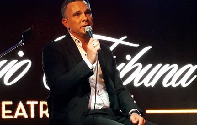 Christian Valverde, el cantante de Jazz, actuará en el Hipódromo de Palermo